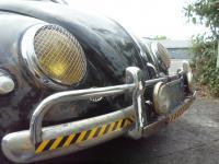 porsche 914 fog lights on 56 beetle
