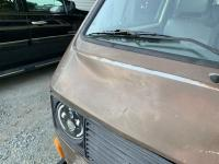 Vanagon front end dents