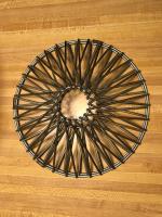 1983 Bremen Mini Mark (factory) faux wire wheel covers