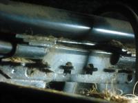 Seat rails 1970