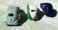 Die cast beetles