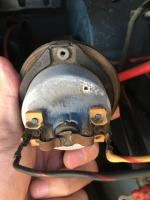 1960 brake light