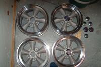 American Racing Wheel in my BT5