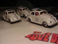 Tootsietoy Herbie conversion