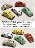 tootsie toy vw r-v