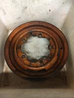 Rims and emblem