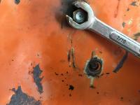 removing broken bolts
