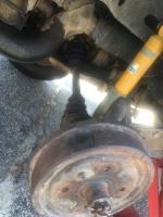 944 axle swap