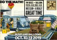 Buses and Balloons 2019