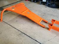 powder coated protection