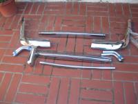 Ghia bumper parts