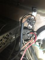 57 ghia wiper motor wires