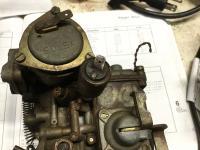 30 PICT 3 carburetor