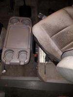 Honda Odyssey folding tray in Vanagon - My install