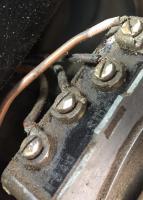 Early 57 wiper motor