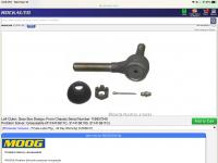 Tie rod end with grease fitting