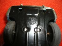 VW Karmann Ghia Asahi ATC Tin Toy