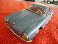 1960 VW Karmann Ghia Asahi ATC Tin Toy