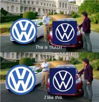 VW new logo meme