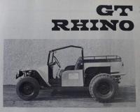 GT Rhino kit