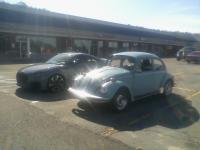 Bug vs Audi