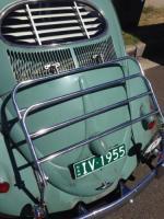 Rear Decklid Luggage Rack