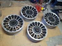 4x130 Firestone BRM Wheels