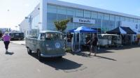 Split-Window Single Cabs  at the North Bay Air Cooled 2019 Meet at Vacaville VW, CA