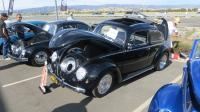 Oval-Window Bug at the North Bay Air Cooled 2019 Meet at Vacaville VW, CA