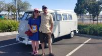 """The Toaster"" (our 1967 Westfalia) at the North Bay Air Cooled 2019 Meet at Vacaville VW, CA"