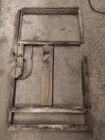 Swedish Binz wood door