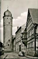 Oval Ragtop at Gerolzhofen Weißer Turm