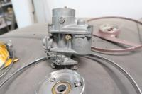 Carburetor 28 serialnumber 778674 with no casting vacuum port.