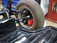 Restored Brake Caliper