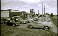 Vintage dealership
