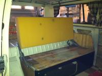 71 Westy Folding Bed