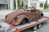 1950 Hebmuller rescue