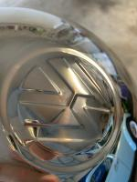 Stainless Hubcaps