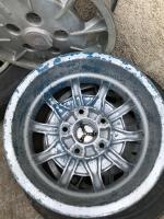 Mahle Gasburner Wheels