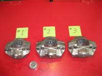 Type 3 Caliper-Late Model-Hex Head Bolts vs Socket Cap Screws