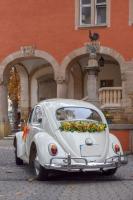 My own wedding car