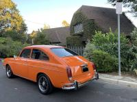 1972 Orange Fastback