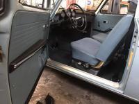 VW Type 3 Azure Interior