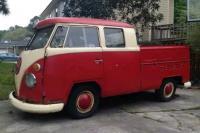 My 1967 type II split window double cab
