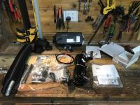 Espar B4 Auxiliary Heater Install in Syncro Weekender
