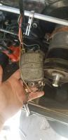 VW Thing Voltage Regulator Wiring
