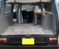 Rear vents VW T25