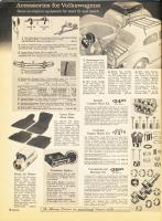 1966 Sears Imported Cars Replacement Parts catalog