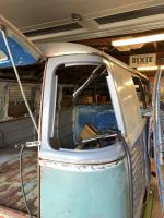 Kombi Corner window conversion