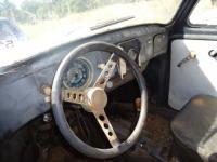 nasty dash on our 1954 bug...